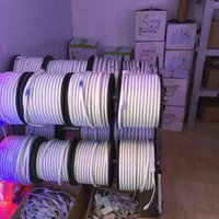LED Neon Sign Light Flex Rope Led Neon Flexible Tube PVC Rope Strips Light Night Bar Discothèque Noël Party LED Neon Sign