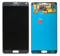 Wholesale Digitizer For Galaxy Note - NEW Original LCD Touch Screen & Digitizer Assembly for Samsung Galaxy Note 4 N910 N910T N910P N910R4 N910V N910A N910E N910H