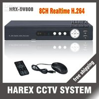 Wholesale Dvr Stand Cctv - free shipping 8 channel H.264 network cctv dvr stand alone recorder, moblie online .