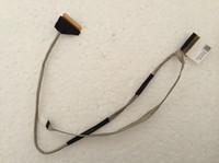 kablolar toptan satış-Yeni Orijinal HP ProBook 430 G2 ZPM30 için video kablosu LVDS LCD kablo DC02001YS00 Ücretsiz kargo