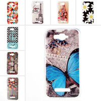 Großhandel-Cover für Alcatel One Touch Pop C7 5.0 Zoll Capa Coque Flexible TPU Tasche für Alcatel One Touch Pop C 7 OT-7040E 7040F 7040D Tasche