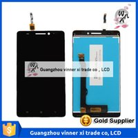 Wholesale Free T Bars - For Lenovo K3 Note LCD Screen 100% Tested LCD Display +Touch Screen Assembly Replacement For Lenovo K3 Note K50-T with Free Tool