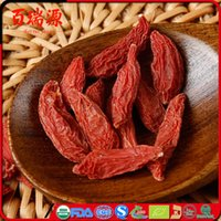 Wholesale Low sugar goji berry price dried wolfberry Superior dried fruit fresh gouqi give you healthy Garden seed