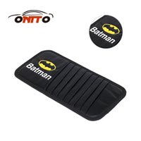 Wholesale Good quality Auto accessories carbon fiber Car sun visor Car CD clip Storage Bag for logo CD Package all series car style