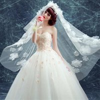 Wholesale Simple Wedding Dresses Korean Style - Korean Style Pink Wedding Dresses Floor Length Backless Strapless Bride Ball Gown Wedding Dresses with Embroidery