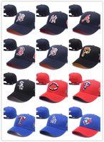 Wholesale Ny Cap Color - New Many Color Yankees Hip Hop Baseball Caps NY Hats MLB Snapback Unisex Sports New York Adjustable Bone Women casquette Men Casual headware