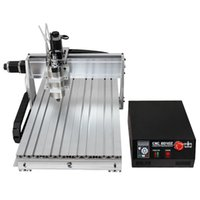 Wholesale Engraving Metal For Cnc - CNC 6040 3-axis 1500W CNC Router Engraver With Double-Spindle For Wood Metal Aluminum CNC Cutting Milling Drilling Engraving Machine