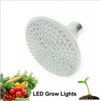 Wholesale Grow Light 2w Led - LED Grow Light AC110v-220V 2W 5W 7W E27 Red Blue LED Plant Growth Light for Indoor Plants or Aquarium.