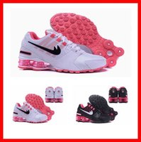 Wholesale Summer Black Dresses Ladies - woman shoes shox avenue women basketball sport running dress sneakers sport lady trainers wedding shoes best sale online discount store