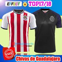 Wholesale Special Shirts - New Arrived 17 18 Chivas de Guadalajara Special Football Shirt Retro classic 2007 2008 camisetas de futebol A PULIDO 07 08 Soccer Jersey