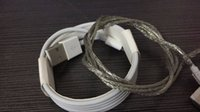 Wholesale Oem Apple Charger - With retail package 7 generations AAAA OEM Quality 1m 3ft USB Data Sync Charger Cable