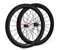 Wholesale High Quality mm tublar carbon wheelset road bicycle wheelset