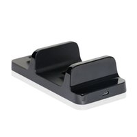 Wholesale Playstation Charging Dock - Wholesale Dual USB Charging Charger Docking Station Stand for Playstation 4 PS4 Controller