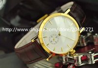 Wholesale Independent Machine - Fashion trends noble business luxury import manual chain machine independent running seconds back through the belt man watch