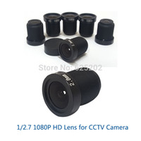 Wholesale Wholesale Cctv Systems Hd - M12 2.8mm HD Lens 1 2.7 2.0MP for CCTV Camera System Board
