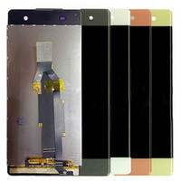 Wholesale Xperia Screen Replacement - For Sony Xperia XA F3111 F3112 LCD Display Digitizer Screen Replacement Touch Display With Assembly Complete