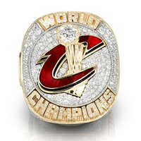 Wholesale New Fashion Rings - Yiwu Liaobao New Arrival High Quality Fashion Hot Sale Nice 2016 LeBron James Cleveland Championship Rings