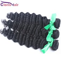 Wholesale Elites Hair Extension - Unparalleled Quality Deep Curl Hair Bundles Elites Indian Deep Wave Human Hair Weave Cheap Natural Curly Remi Hair Extensions 3pcs