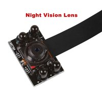 Wholesale Infrared Module - 1080P HD WiFi Spy Camera Wireless Hidden Video Camera Module DIY Night Vision Spy Surveillance IP Cam Wide Angle P2P Recorder S06