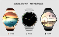 Wholesale W8 Phones - Smartwatch KW18 New Style Bluetooth Smart Watches For Android IOS Smart Phones WaterProof Sport Wristwatch VS U8 DZ09 GT08 A1 W8 Apple Watch
