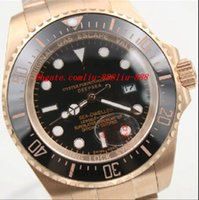 relógios mecânicos masculinos venda por atacado-Relógios de luxo Mens Mecânico Masculino Relógio de pulso de movimento automático Golden Original Clasp Sapphire Clock Men's 42mm Watch