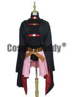 Wholesale Magical Girls Lyrical - Magical Girl Lyrical Nanoha Fate Testarossa Harlaown Lihtning 01 Cosplay Costume