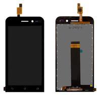 оригинал asus zenfone lcd экран оптовых-Оригинальный (КНР) ЖК-дисплей с сенсорным экраном стекло планшета для Asus Zenfone Go (ZB452KG) с логотипом Бесплатная доставка + инструменты