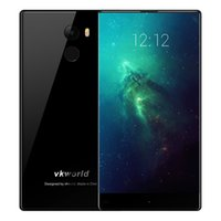 VKworld Mix Plus MTK6737 Quad Core 3 Go de RAM 32 Go de ROM 5.5 pouces Android 7.0 13MP + 8MP Plein écran 4G Smarrphone