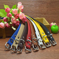 Wholesale Boys Waistband - Fashion Dress Belts For Kids Skinny PU Leather Waistband Children Accessories Boy And Girl Dress Strap Luxury Belts Red Blue Brown