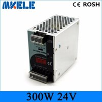 Wholesale Power Supply Din - low price 300W 24v 12.5a LP-300-24 rail din Small Volume switching power supply for digital read out LED Strip CNC 3D Print