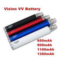 Ego c torsion tension variable ecig vape stylo evod torsion batterie réglable 650 900 1100 1300 mah filature vision adapter 510 e cigarette atomiseur