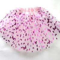 Wholesale Green Pettiskirt Baby - New Girls ballet tutu skirt baby tutu skirt princess birthday tutu pettiskirt dance tutus for children