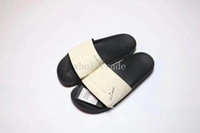 Wholesale Heels 44 - Free Shipping Raf Simons Slides Mens Womens Raf Simons Slippers for sale Size 36 to 44 Come With Box