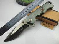 Wholesale Good Quality Survival Knives - hot sale!GOOD quality ELF Monkey folding hunting survival pocket knife MICROTECH halo knives karambit AKC knives