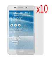 """Wholesale Asus Tablet Screen - Wholesale- New LCD Clear Screen Protector Films Protective Film Guards For Asus Fonepad 7 FE7530CXG K019 FE375 FE375CG 7"""" Tablet 10pcs lot"""