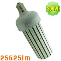 Wholesale Son Led - 360 Degree Corn Cob E40 E39 LED High Bay Light 200W Mogul Base Bulb Retrofit 1000W MH SON
