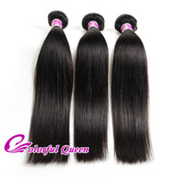 Straight Indian Virgin Hair 3 Pcs lot 7A Grade Virgin Unprocessed Cheveux Humains Tisser Straight Cheap Raw Indian Hair Bundles Deals Wholesale