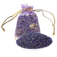blumiger weihrauch großhandel-Lavendelbeutel Taschen Natürliche Aromatische Für Wohnzimmer Schublade Auto Büro Taschen Geruch Sachets Raumdekoration