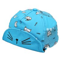 L'osso dei pesci del gatto dei capretti dei capretti di baseball della maglia del maglione 5 pc all'ingrosso ha stampato l'estate MZ4681 del cappello di baseball del bordo di Snapback registrabile