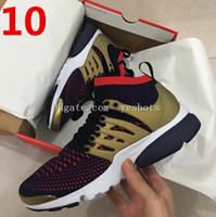Wholesale Designer Flat Canvas Shoes - 2017 HOT Air PRESTO BR QS Breathe Black White Mens Basketball Shoes Sneakers Women Running Shoes For Men Sports Shoe,Walking designer shoes