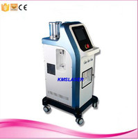 Wholesale Microcurrent Facial Machines - 7 in 1 Israel technology 8 bar oxygen jet peel water dermabrasion hydra facial microcurrent hydradermabrasion oxgen injector spa machine