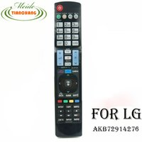 Wholesale Lcd Universal Remote Control Tv - Wholesale-Universal original Remote Control Fit For LG AKB72915235 AKB72914276 55LW5700 Smart 3D LED LCD HDTV TV