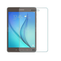 Wholesale 30PCS Explosion Proof H mm Screen Protector Tempered Glass for Samsung Galaxy Tab A T350 T550 Tab E T560