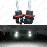 Wholesale Bi Xenon Replacement Bulb - FEELDO 2x 35w Car Xenon Headlight Lamp H13 9008 Hi Lo Bi-Xenon Replacement AC HID Bulbs SKU:#2118