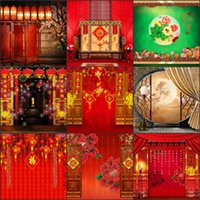 Wholesale Photo Paper Canvas - Vinyl Prop Backdrops Holiday Firework Lantern Photos Scenic Camera Backdrops Portrait Spray Backgrounds Computer Printed Photography F118
