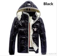 Bigease Kleidung Winter Man hochwertige Mode Daunenjacke Männer Frauen  dicken Mantel mit Kapuze Licht Marke Daunenjacke S-XXL frei  Tropfenverschiffen 7e7bf6d4db