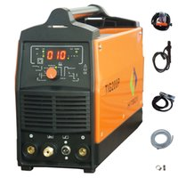 Wholesale Dc Arc Welders - TIG Welding Machine combo Pluse tig mma Welder 220v 3 in1 DC Inverter tig200p