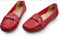 ein flacher bodenschuh großhandel-Frühling Schuhe flach einzelne weiche Unterseite Schuhe bequeme Schuhe FuRuiSource
