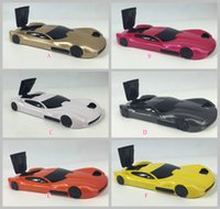 Wholesale Cool Apple Skins - For Iphone 7 4.7 Plus 7P 5.5 Iphone7 Cool 3D Racing Sport Car Hard Plastic PC Case Kickstand Holder Stand Wheel Skin Luxury Back Covers