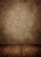 Wholesale Photography Backdrop Indoor - Vintage Brown Wall Photography Backdrop Dark Wooden Texture Floor Studio Indoor Photo Shoot Backdrops Kids Children Photographic Background